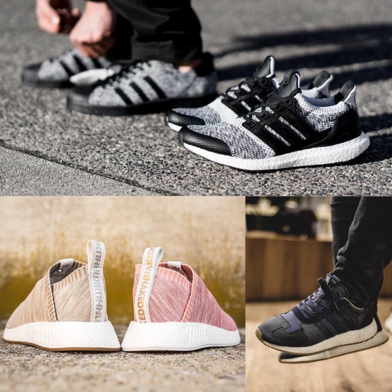 huge selection of ee25e 58316 Me mandó las fotos y yo estaba fascinado porque ya eran míos. A los pocos  días, Adidas volvió a hacer de las suyas y anunció el ...